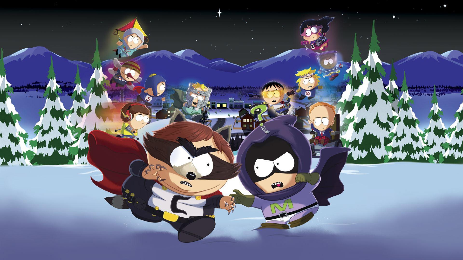 South Park l'annale du destin voix françaises