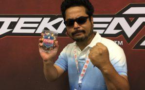 tekken 7 katsuhiro harada award gamescom 2016