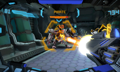 metroid federation force test