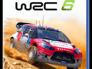 WRC 6 - PS4