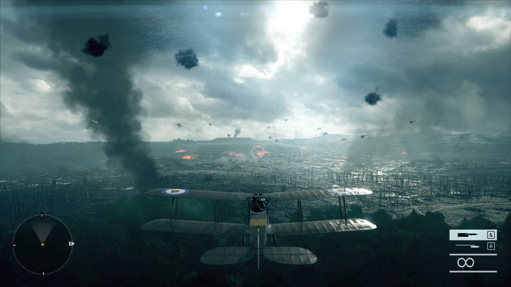 Screenshot de Battlefield 1 sur PC