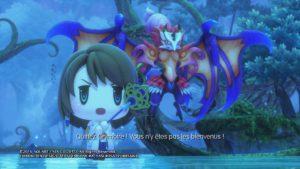 Le jeu parvient à mêler tous les personnages des différentes licences, parfois aux forceps.