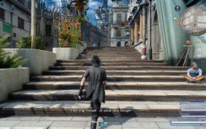 Final Fantasy XV va encore tenter d'arriver à du 60…