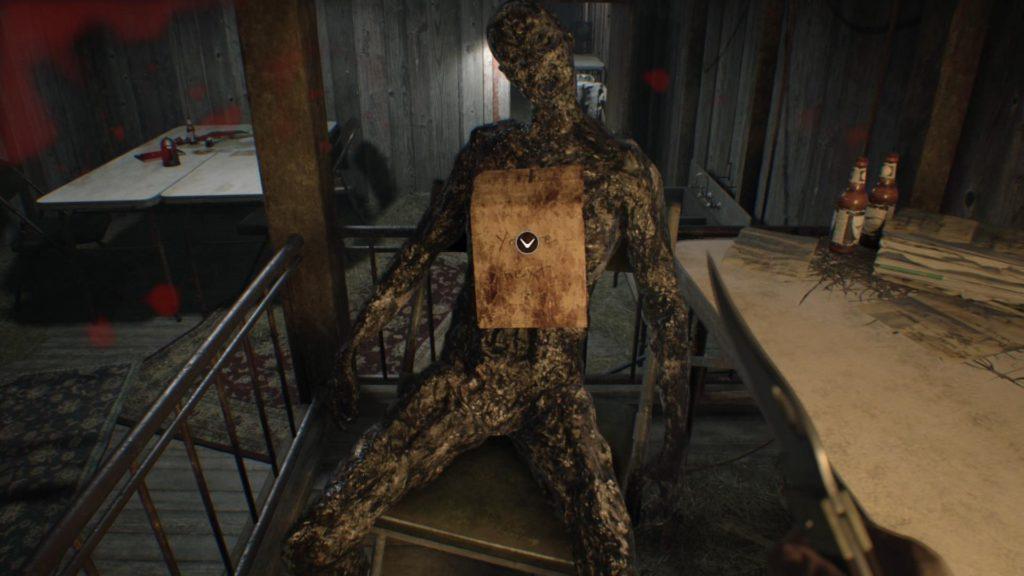 Screenshot resident evil 7 ps4