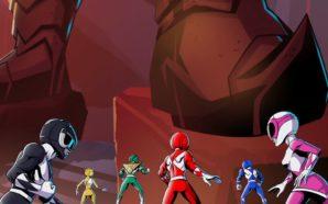 power rangers mega battle une