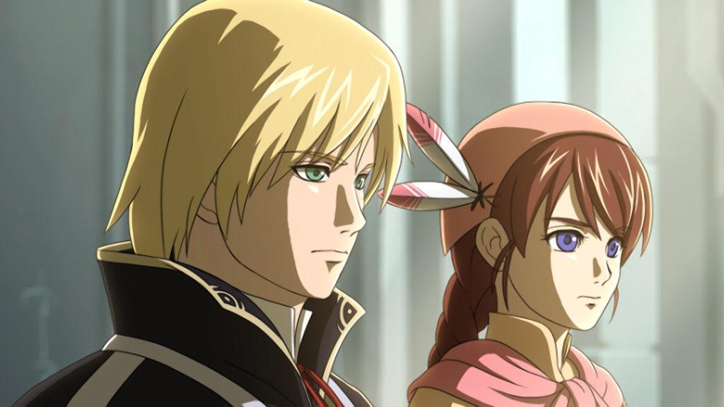 YS Origin Yunica et Hugo