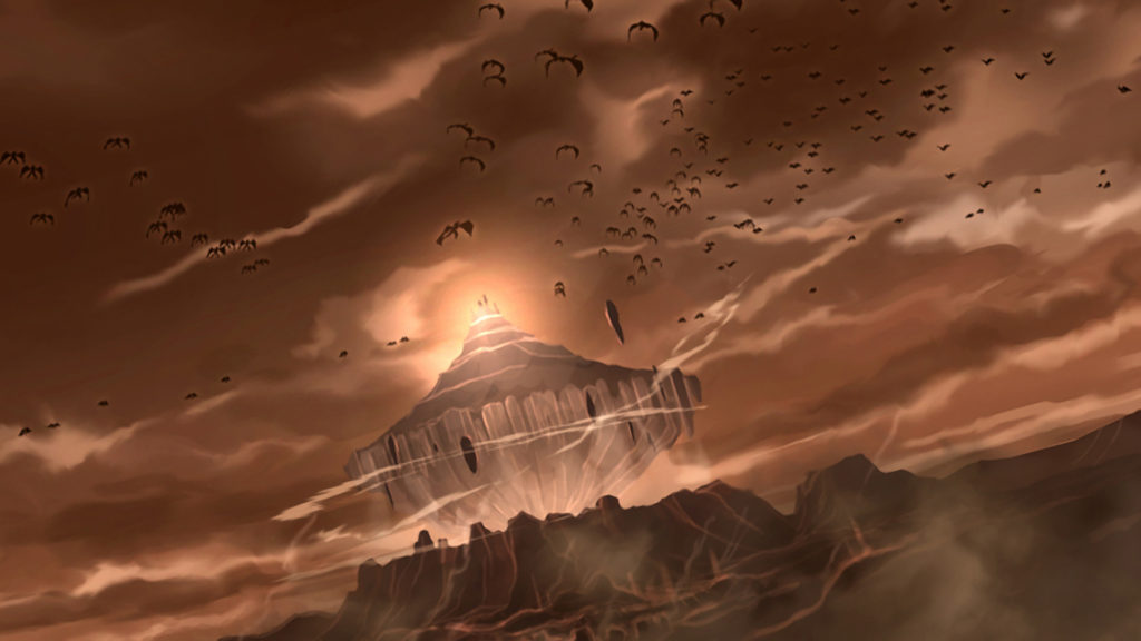 YS Origin solomon shrine