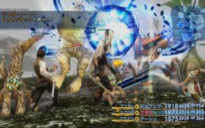 Final Fantasy XII revient se montrer sur PS4 pendant presque…