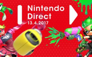 Nintendo Direct 13 avril Splatoon 2 Arms Switch 3DS Amiibo vidéo