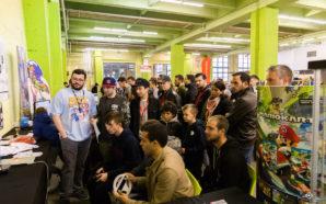 Un dimanche à Charleroi Expo pour le Pixel Day