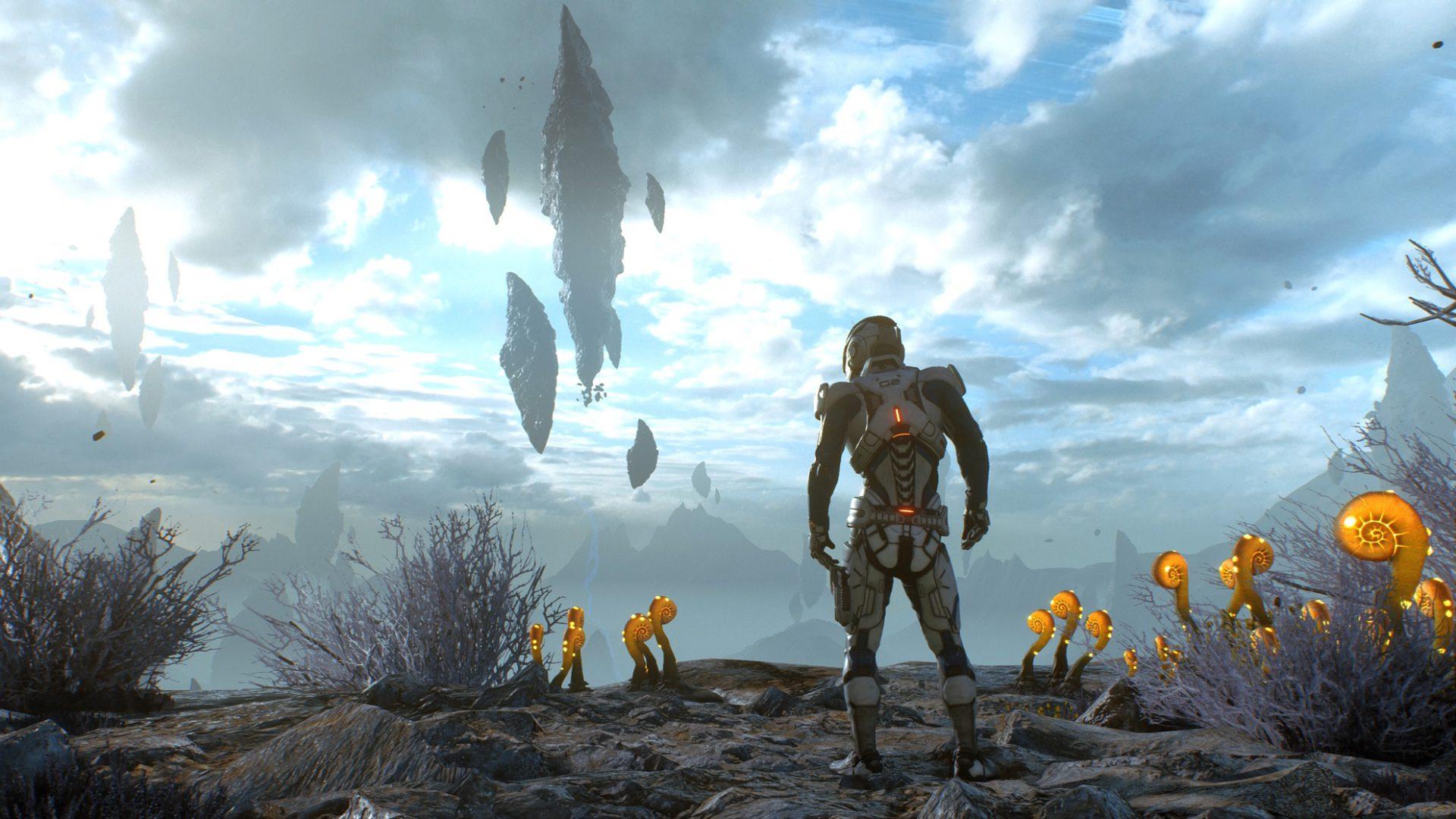 Mass Effect Andromeda A la Une