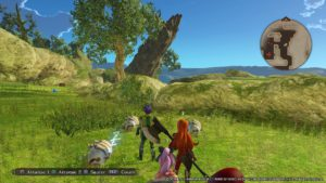 DRAGON QUEST HEROES II Zone libre
