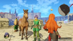 DRAGON QUEST HEROES II Le cheval