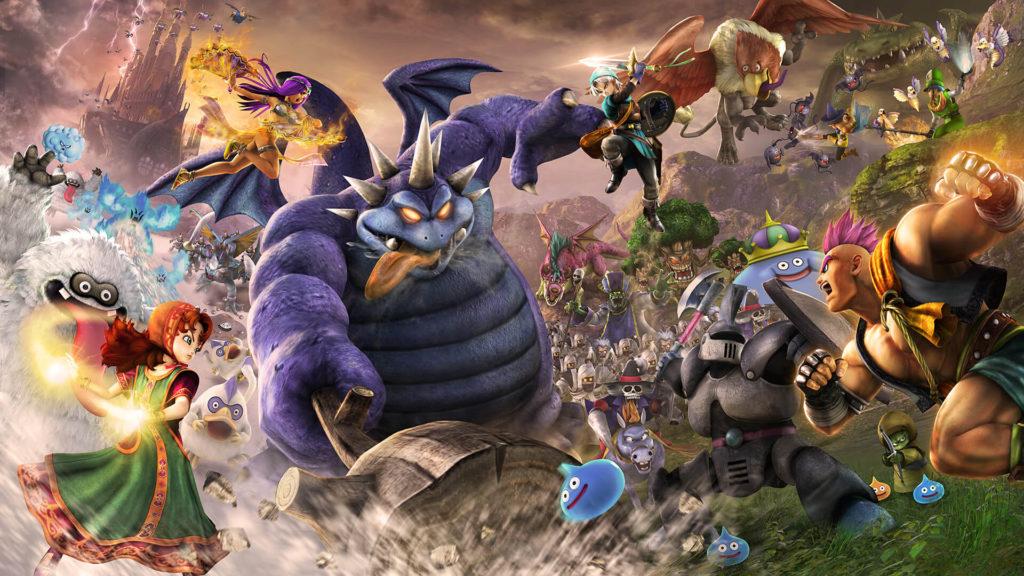 Dragon Quest Heroes 2 : L'aventure s'annonce épique
