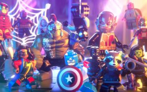 LEGO Marvel Super Heroes 2 se montre