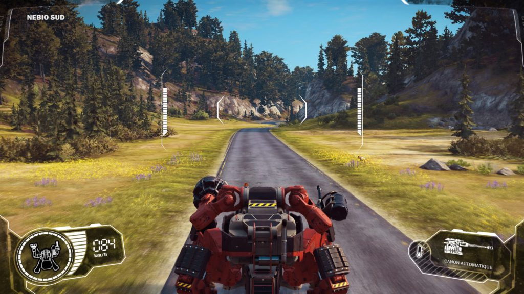Just Cause 3 Gold Edition Mecha