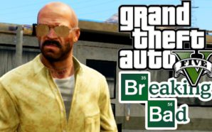 GTA 5 BReaking Bad, STRAFE, PREY