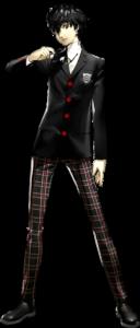Persona 5 Main Character