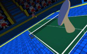 Test : VR Ping Pong – La tête dans les…