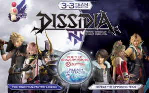 Dissidia Final Fantasy NT : comment on y joue ?