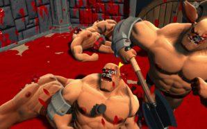 GORN : deviens gladiateur en VR
