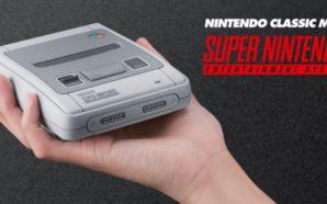 La Super Nintendo Mini est annoncée : voici les jeux…