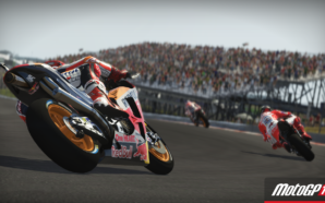 MotoGP 17 se met à l'eSport avec de vraies voiture…