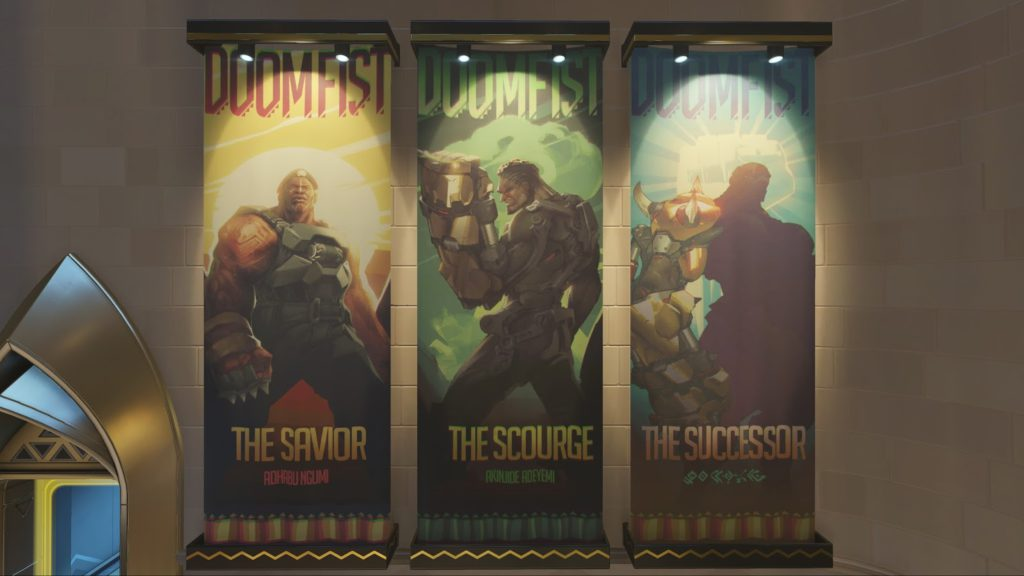 overwatch the savior the scourge the successor