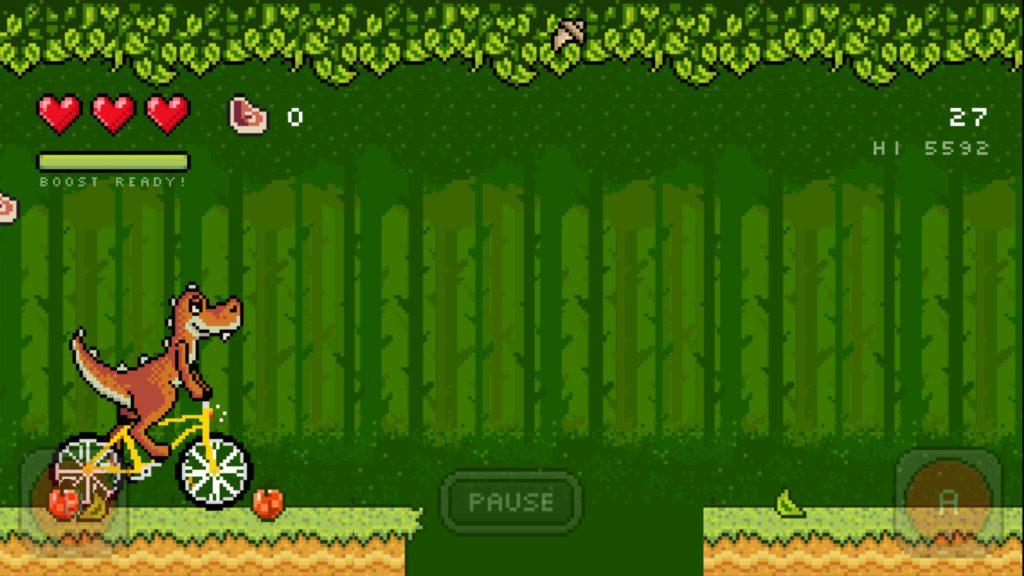 bikosaur gameplay