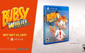 Bubsy The Woolies Strike Back ! pour Halloween