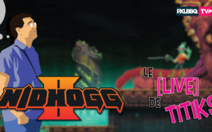 Gameplay : Nidhogg 2 – Faites-vous des ennemis