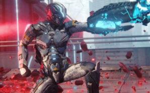 Gameplay : Matterfall – Découverte