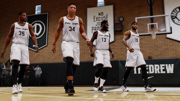 Jouez à la démo de NBA Live 18 et bénéficiez d'une réduction