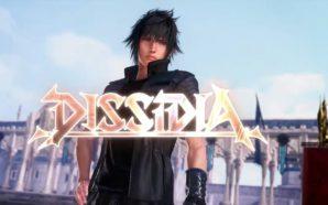 Noctis se montre dans Dissidia Final Fantasy NT