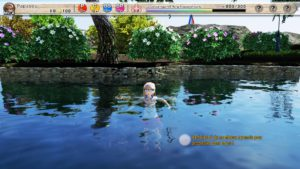 Everybody's Golf PS4 exploration de l'ile