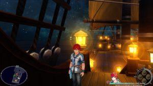 Ys VIII Lacrimosa of DANA bateau