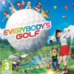 everybody's golf ps4 pochette du jeu