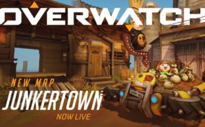 Junktown, nouvelle map pour Overwatch !