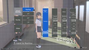 BLUE REFLECTION école
