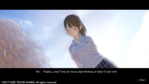 BLUE REFLECTION psychologues