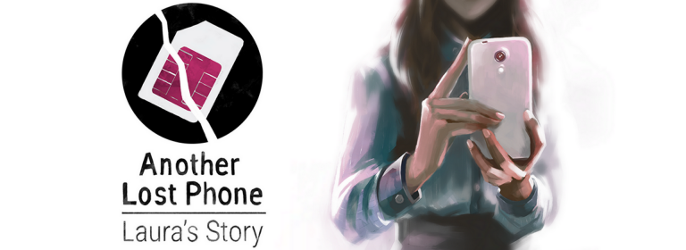 Fiche de jeu Another Lost Phone Laura's Story