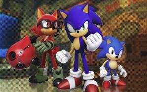 Sonic Forces s'offre une vue d'ensemble de ce qu'il a…