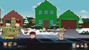 South Park L'Annale du Destin combats