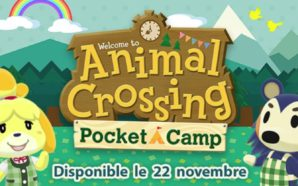 Animal Crossing : Pocket Camp arrive le 22 novembre sur…