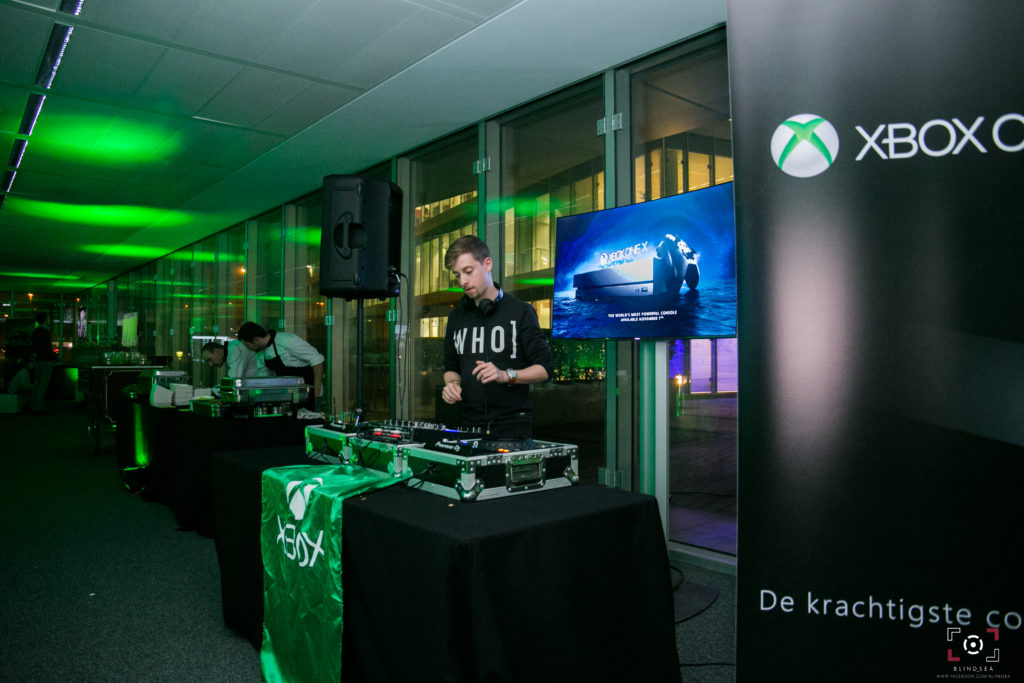 Launch party XBOX ONE X