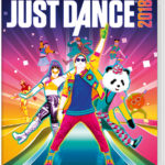 Just Dance 2018 box art