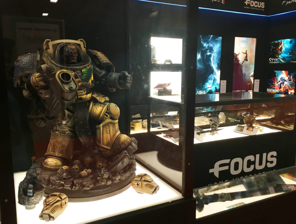 focus home interactive expo