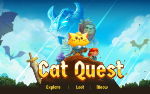 Gameplay: Cat Quest – A l'aventure mon chaton !