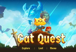 Test Cat Quest PS4