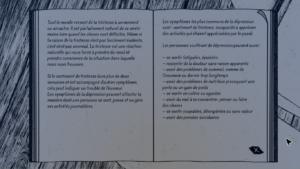 Test Indygo PC Avertissement